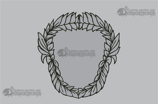 Shields vector pack products 1 vector floral shield