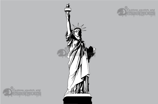 Monuments vector pack 1 3