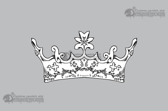 Crowns vector pack 3