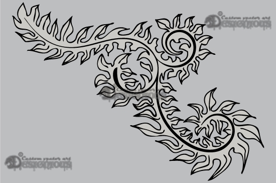 Floral vector pack 11 products 11 vector floral ornate