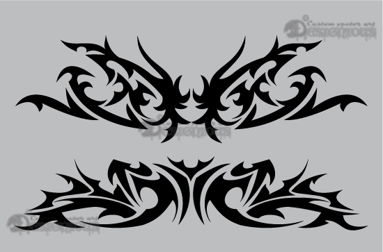 Tribal vector pack 12 5