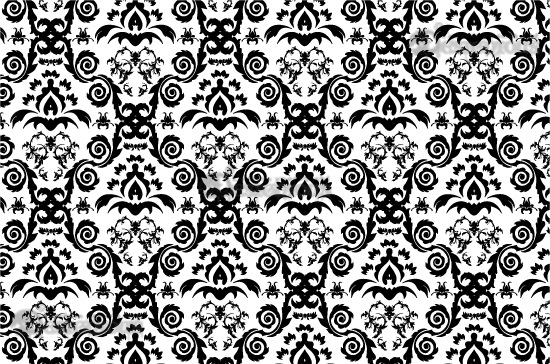Seamless Patterns vector pack 2 products 2 clip art floral seamless 1