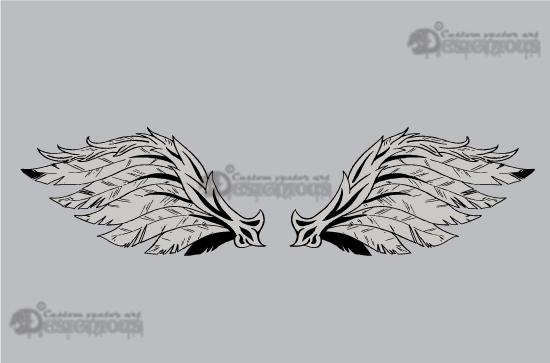 Wings vector pack 2 7
