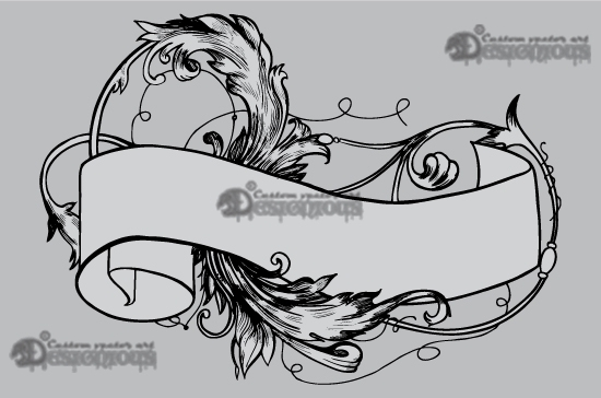 Floral vector pack 22 products 22 vector floral scroll