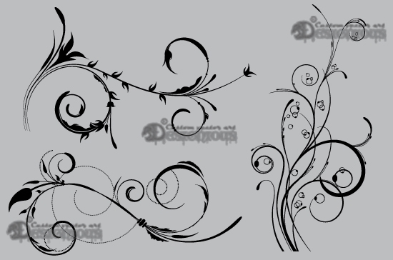 Floral vector pack 42 7