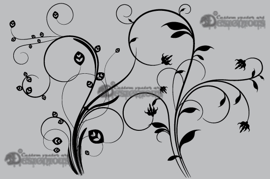 Floral vector pack 45 products 45 new floral vector