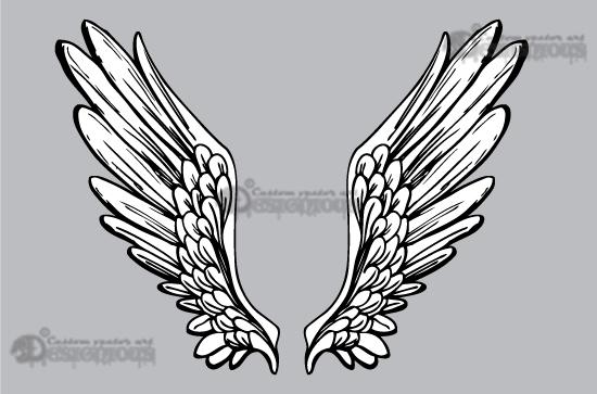 Wings vector pack 5 7