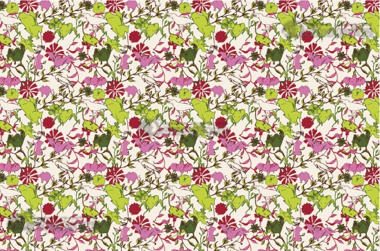 Seamless Patterns vector pack 5 Vector Patterns floral