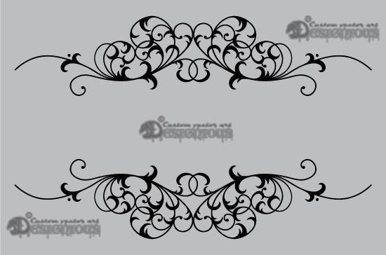 Floral vector pack 70 3