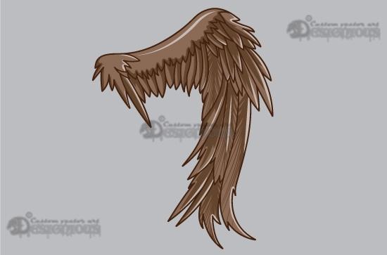 Wings vector pack 9 7