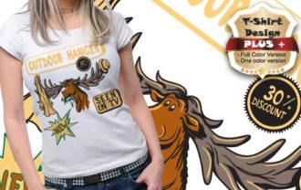 T-shirt design plus 58 T-shirt Designs and Templates [tag]