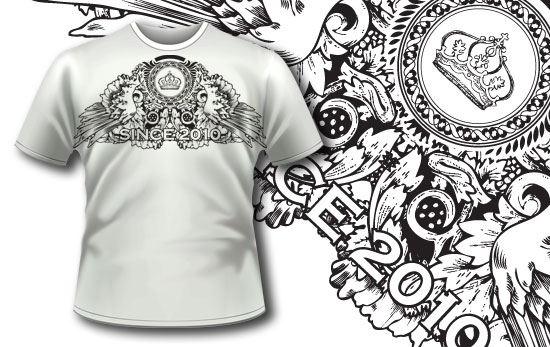T-shirt design 264 products designious t shirt 264