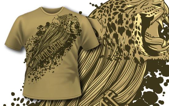 T-shirt design 271 T-shirt designs and templates vintage