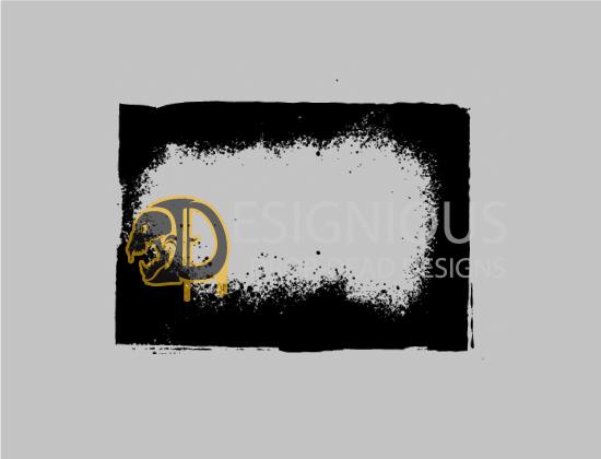 Spraypaint Vector Pack 3 Halftones & grunges [tag]
