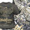 T-shirt design 356 – Eagle T-shirt Designs and Templates vector