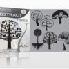 Abstract trees vector pack 3 3