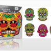 Sugar Skulls Vector Pack 5 products designious sugar skulls vector pack 4 preview 1