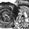 T-shirt design 389 - Vintage Crest products designious tshirt design 390