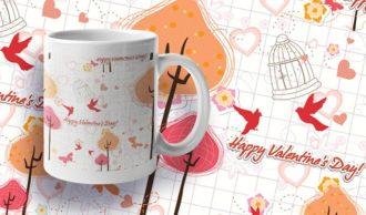 Love Patterns Mega Pack Free Sample Freebies vector