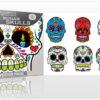 Sugar Skulls Vector Pack 5 products designious sugar skulls vector pack 6 preview 1 1