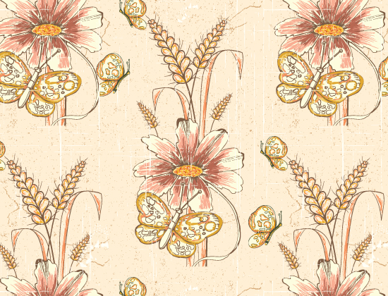 Seamless Patterns Vector Pack 82 Vector Patterns [tag]