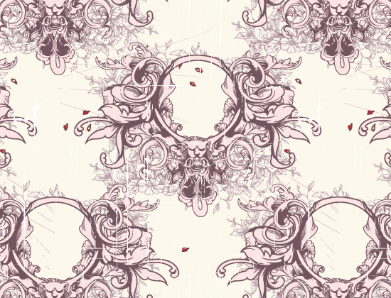Seamless Patterns Vector Pack 87 Vector Patterns [tag]