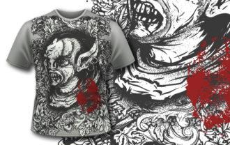 T-shirt Design 420 T-shirt Designs and Templates vector