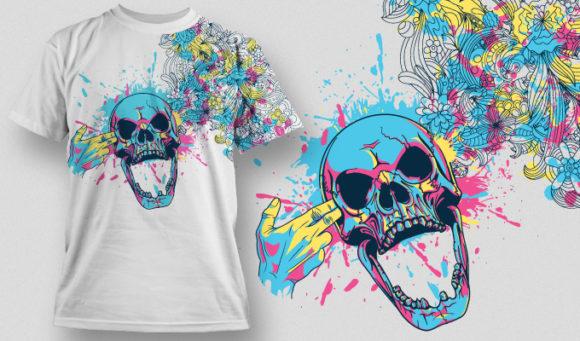 Free T-shirt Design 457 products designious tshirt design 457