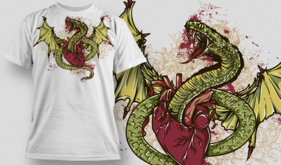 T-shirt Design 462 T-shirt Designs and Templates vector
