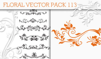 Full library Pricing products designious floral vector pack 113 small