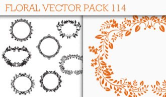 Full library Pricing products designious floral vector pack 114 small
