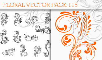 Full library Pricing products designious floral vector pack 115 small