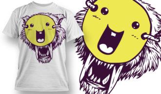 T-shirt Design 470 T-shirt Designs and Templates vector