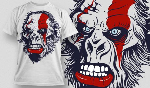 T-shirt Design 473 5