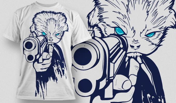 T-shirt Design 475 T-shirt designs and templates vector