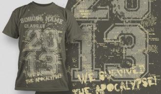 T-shirt Design 490 T-shirt Designs and Templates 13
