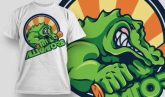 T-shirt Design 500 T-shirt Designs and Templates vector