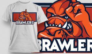 T-shirt Design 503 T-shirt designs and templates vector