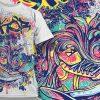 T-shirt Design 511 T-shirt Designs and Templates urban