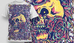 T-shirt Design 512 T-shirt designs and templates urban