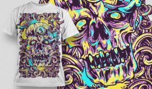 T-shirt Design 514 T-shirt designs and templates urban