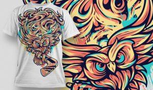 T-shirt Design 516 T-shirt designs and templates urban