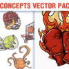 Sport Concepts Vector Pack 4 3