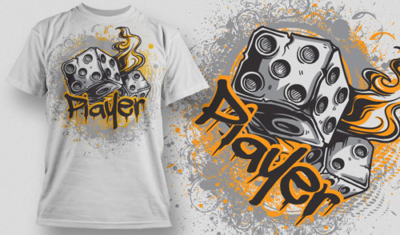 T-shirt Design 527 1