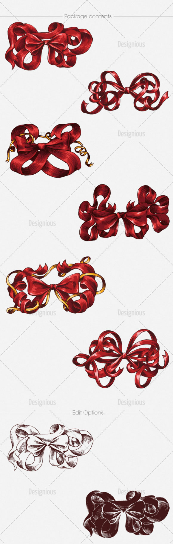 Christmas Vector Pack 18 6