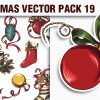 Christmas Vector Pack 20 products designious vector christmas 19 small