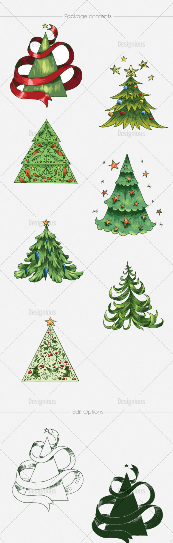 Christmas Vector Pack 22 6