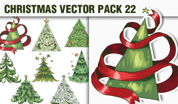 Christmas Vector Pack 22 5
