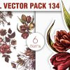 Floral Vector Pack 133 products designious vector floral 134 small