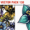Floral Vector Pack 138 1